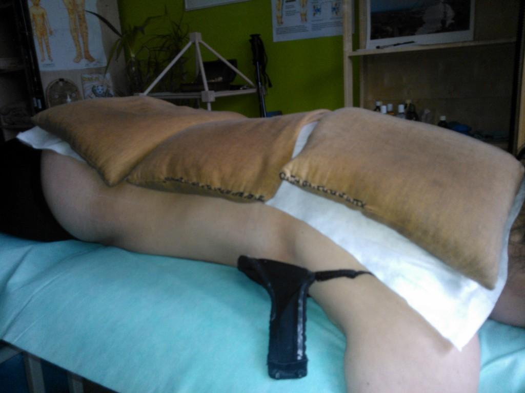 termoterapia przeciwbólowa w leczeniu schorzeń kręgów kręgosupa i rwie kulszowej