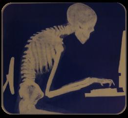 to my powodujemy powstanie dyskopatii i bólu kręgosłupa