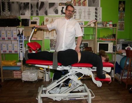 leczenie bólu wypadniętych dysków kręgosłupa